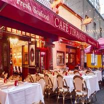 photo of cafe tiramisu restaurant