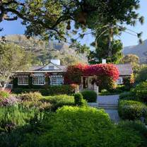 photo of stonehouse at san ysidro ranch restaurant
