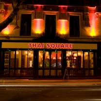 photo of thai square covent garden restaurant
