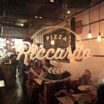 photo of pizza riccardo restaurant