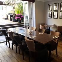photo of the westbridge hotel restaurant restaurant