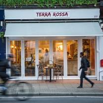 photo of terra rossa italian restaurant restaurant