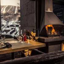 photo of bistro nordik - chateau mont-sainte-anne restaurant