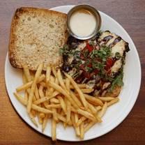 photo of the kingfish grill - hilton baton rouge capitol center restaurant