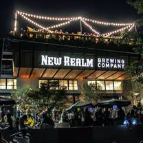 photo of new realm brewing restaurant