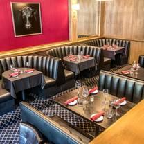 photo of the golden bull restaurant