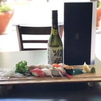 photo of isushi omakase & sake bar restaurant