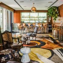 photo of mondrian terrace restaurant