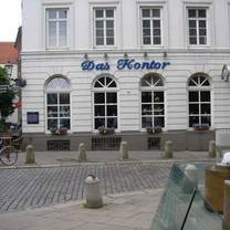 photo of das kontor restaurant