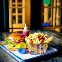 photo of fork & fire restaurant