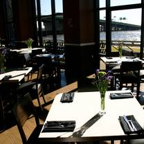 photo of riverbank restaurant
