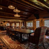 photo of turpin meadow ranch restaurant