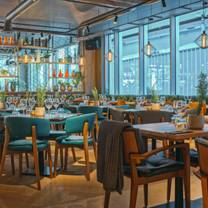 photo of the anthologist one st peter's square restaurant