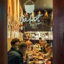 foto von the pot restaurant