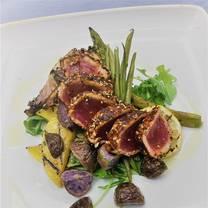 photo of evoq restaurant