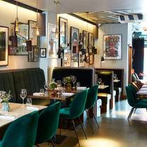 photo of galley restaurant
