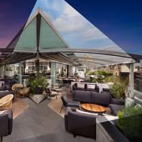 photo of radio rooftop restaurant