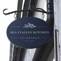 photo of mia - dalry restaurant