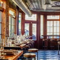 photo of the hutton restaurant & bar restaurant
