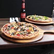 photo of planet pizza restaurant