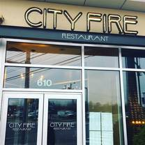 photo of city fire restaurant