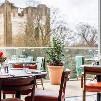 photo of the ivy castle view restaurant