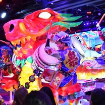 photo of robot restaurant restaurant
