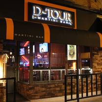 photo of d-tour martini bar & kitchen restaurant