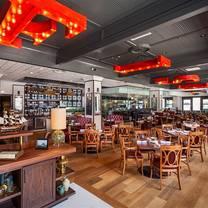 photo of king's fish house - long beach restaurant