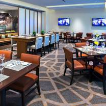 photo of aviation grill - marriott restaurant