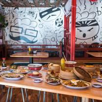 photo of bing bing dim sum restaurant