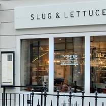 photo of slug & lettuce - hanover street restaurant
