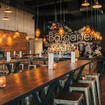 photo of bargarten bavarian social haus - keizer restaurant