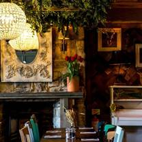 photo of the woodmans arms restaurant