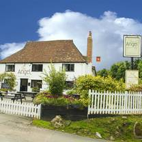 photo of the angel inn restaurant
