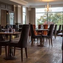 photo of tara restaurant at hatton court restaurant