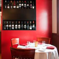 photo of cafe red of kings park restaurant