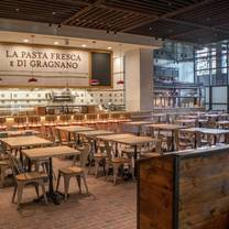 photo of la pizza e la pasta - eataly at park mgm restaurant