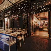 photo of cafe 21 gaslamp restaurant