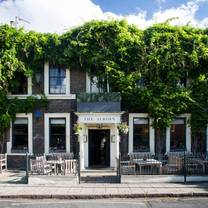 photo of the albion restaurant