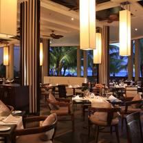 photo of senso intercontinental mauritius restaurant