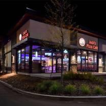 photo of jack's pizza café restaurant