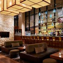photo of yew seafood + bar - four seasons hotel - vancouver restaurant