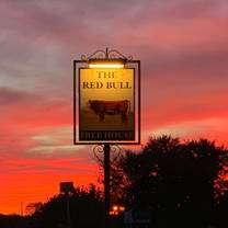 photo of the red bull restaurant