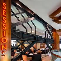 foto de restaurante sessions at hard rock hotel guadalajara