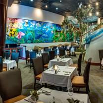 photo of everglades restaurant at rosen centre restaurant