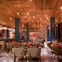 foto de restaurante mezcal at montage los cabos