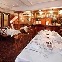 photo of hodgkinson's hotel & restaurant restaurant