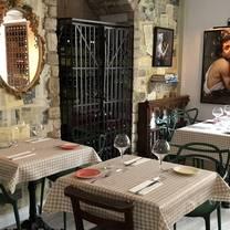 photo of gepettos restaurant