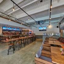 photo of lido bar + grill restaurant